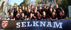 Estudiantes en el deporte profesional: Los Selknam de la UC
