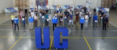 Un símbolo de liderazgo y deportividad: Deportistas UC reciben por primera vez la jineta de capitán