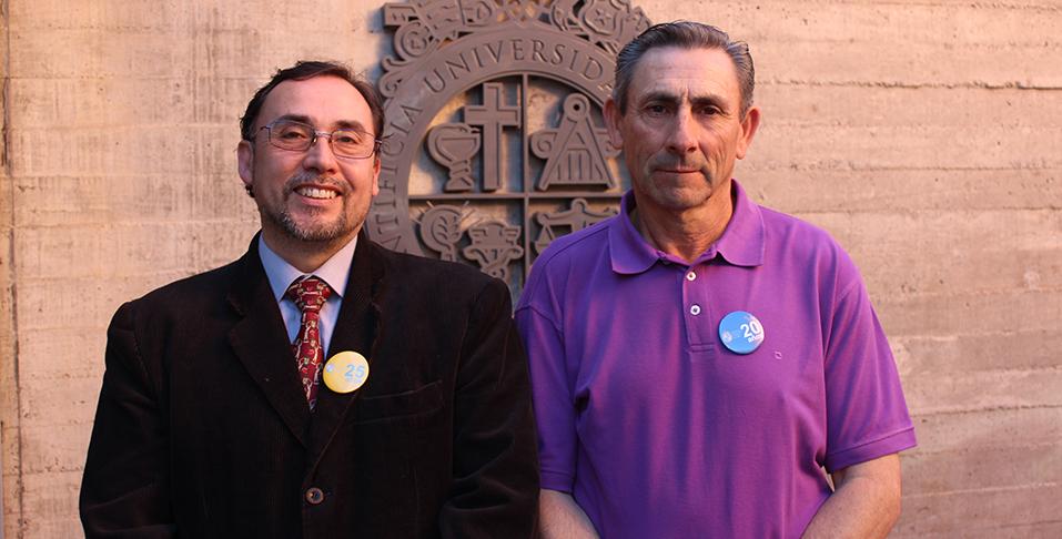 Nueve integrantes de la DAE son reconocidos por años de servicio