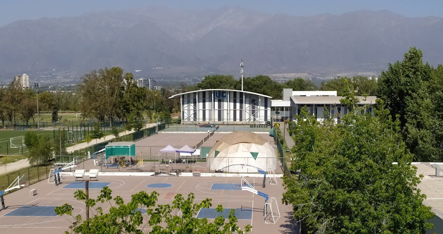 Coronavirus En Chile. Funcionamiento de Deportes UC