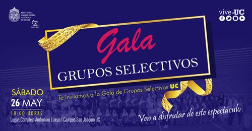GALA GRUPOS SELECTIVOS 2018