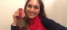 Comité Olímpico de Chile premia a deportistas UC por su aporte en la primera línea de la salud