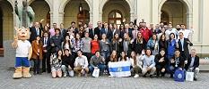 AUTORIDADES RECONOCEN A DEPORTISTAS UC POR SU PARTICIPACIÓN INTERNACIONAL