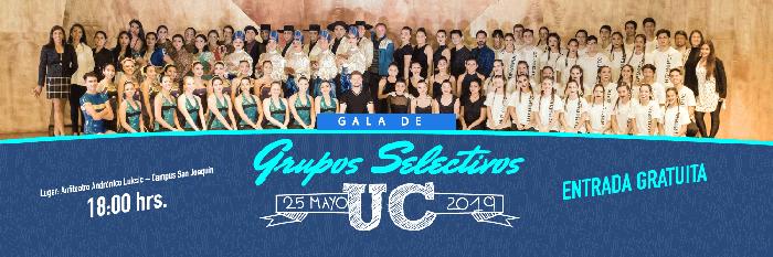 GALA DE GRUPOS SELECTIVOS 2019