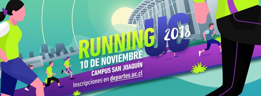 SE VIENE EL RUNNING UC 2018