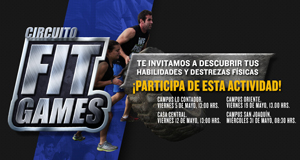 CIRCUITO FIT GAMES 2017
