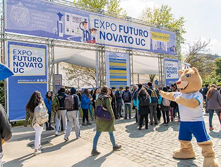 DANDO A CONOCER LA DAE A FUTUROS NOVATOS Y NOVATAS UC