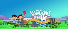 Más de 200 niñas y niños participaron en Vacaciones en la UC verano 2020
