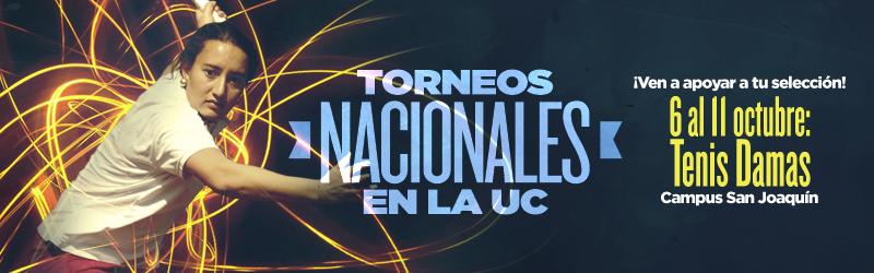 Campeonato Nacional de Tenis Damas