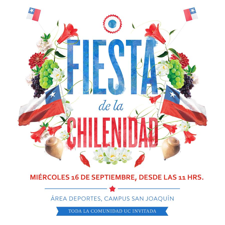 FIESTA DE LA CHILENIDAD 2015