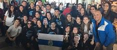 Grupo Selectivo de Hip-Hop viaja a EE.UU. para participar en torneo internacional