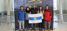 CUATRO ESTUDIANTES UC REPRESENTARÁN A CHILE EN MUNDIAL UNIVERSITARIO DE ESCALADA DEPORTIVA