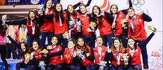 17 ESTUDIANTES REPRESENTARON A CHILE EN COCHA 2018