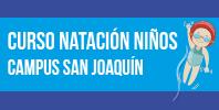 Banner Natación Niños