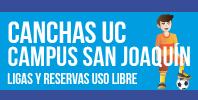 Canchas UC